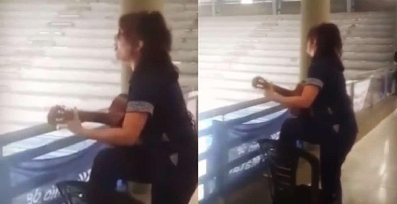 medica canta a pacientes