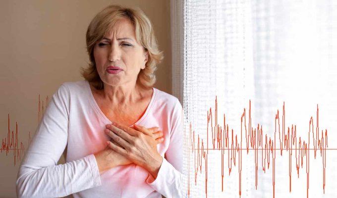 estres insuficiencia cardiaca