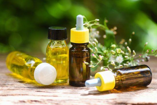 aceites esenciales puros