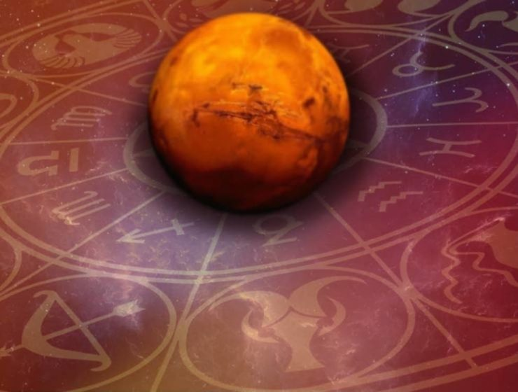 Marte efectos en zodiaco