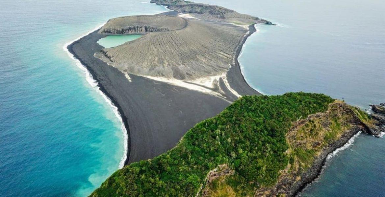 Isla de piedra pomez Australia