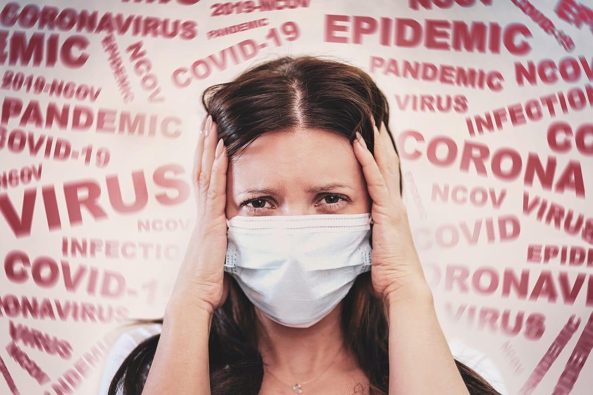 coronavirus estres