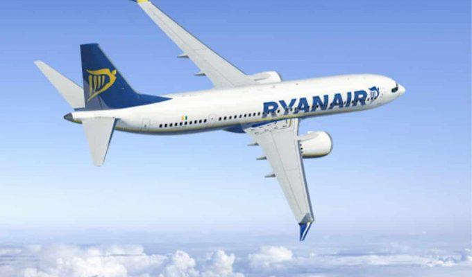 Ryanair 5 euros