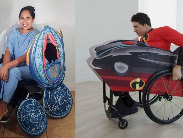 disfraces inclusivos de Disney
