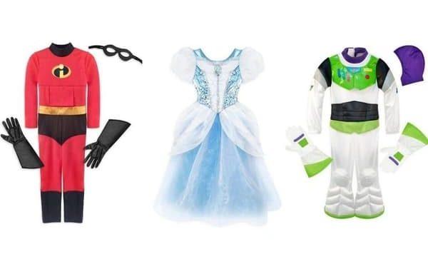disfraz de Disney inclusivos