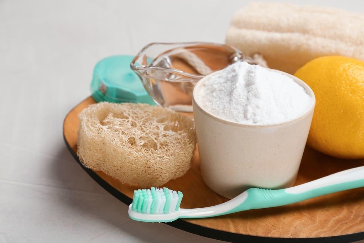bicarbonato de sodio aliado en la limpieza