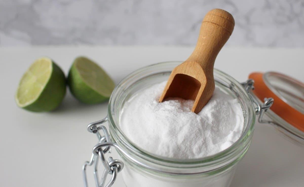 para que sirve el bicarbonato con limon