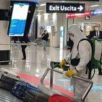 aeropuerto roma premio manejo covid