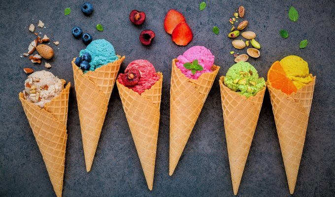 Gustos de helado