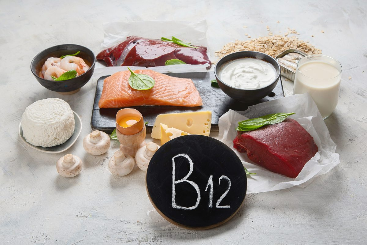 vitamina B 12 alimentacion