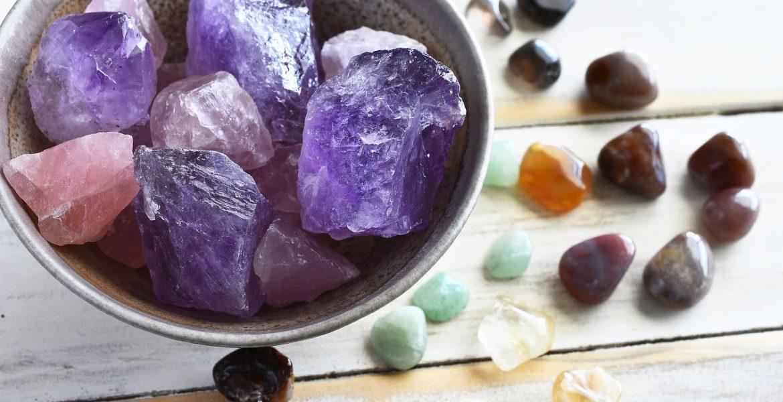 6 piedras para la energia positiva