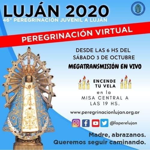 peregrinacion a Lujan