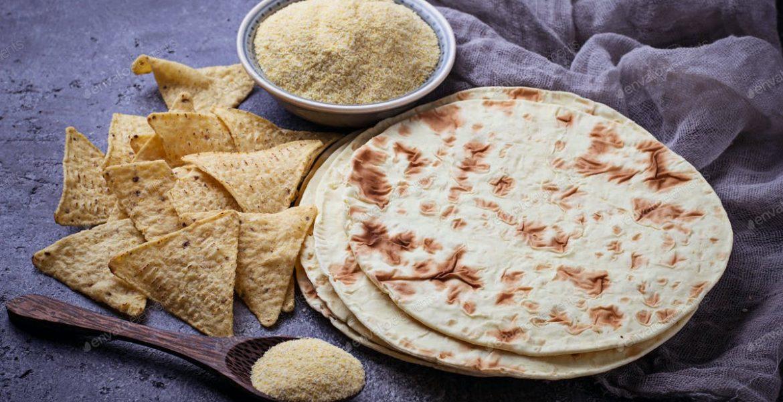 tortilla indultrializada