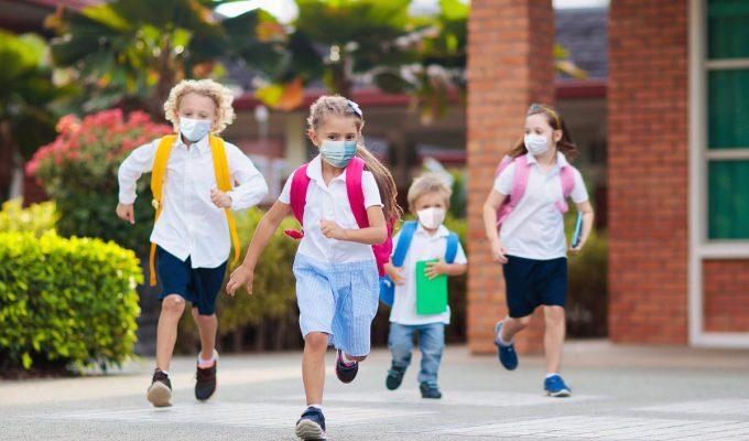vuelta escuela coronavirus