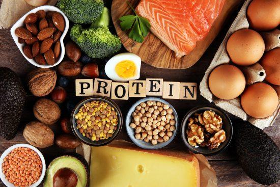 proteinas alimentos