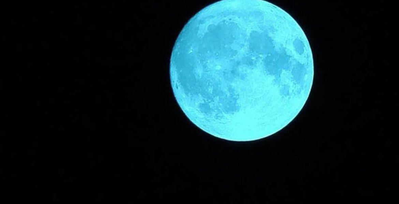 luna azul 31 octubre de 2020