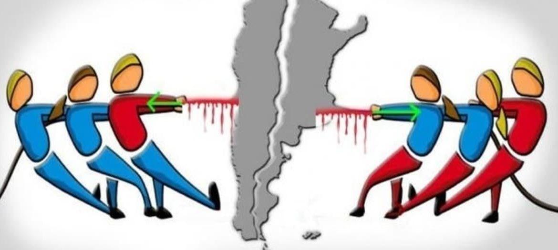 grieta polarizacion