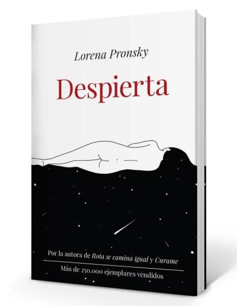 Lorena Pronsky libro despierta