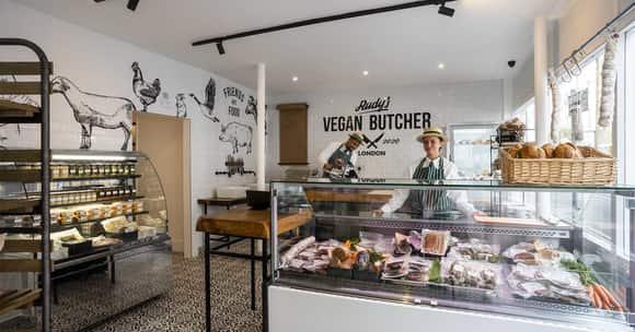 carniceria vegana en londres
