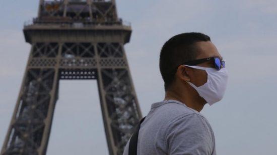 europa coronavirus viajar