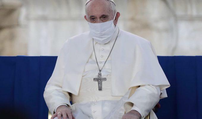 papa francisco navidad