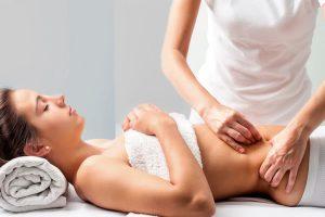 masaje abdominal