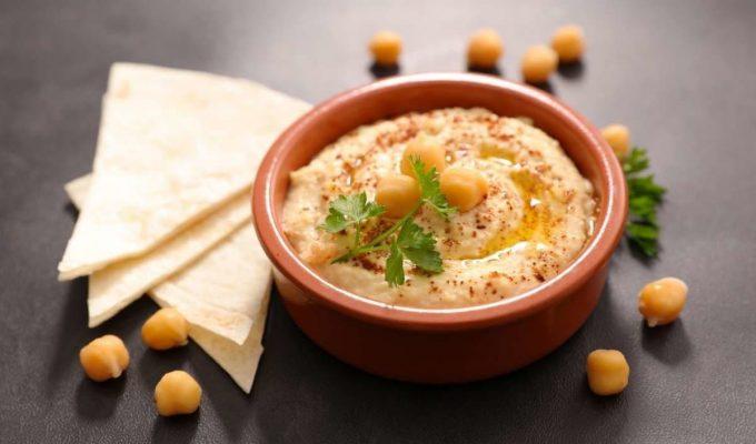 recetas de hummus