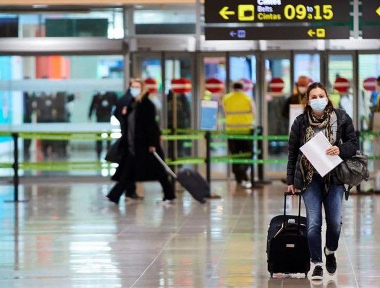 airport covid