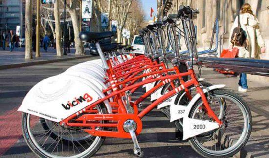 Barcelona en Bicicleta OK