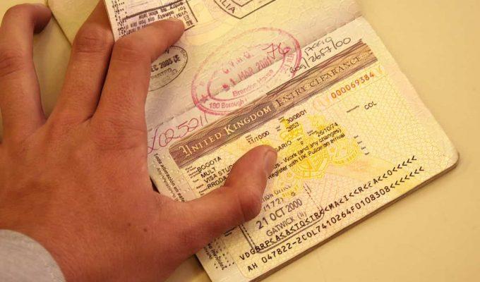 visa express