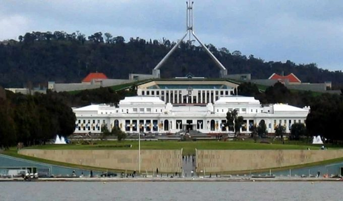 australia sexo parlamento