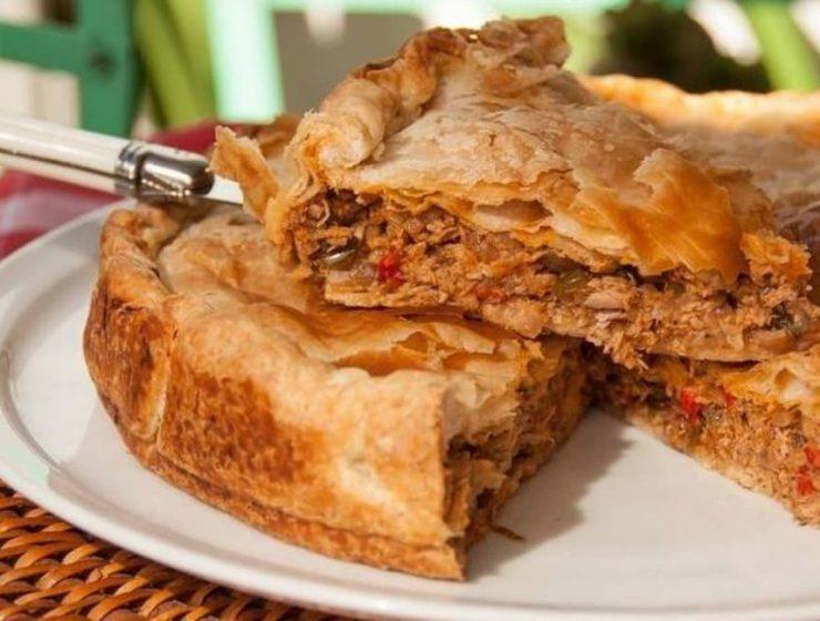 empanada gallega receta