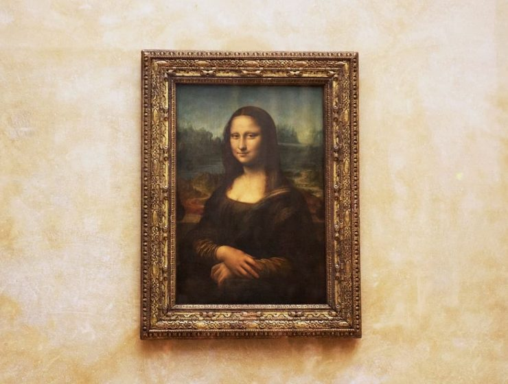 mona lisa virtual louvre