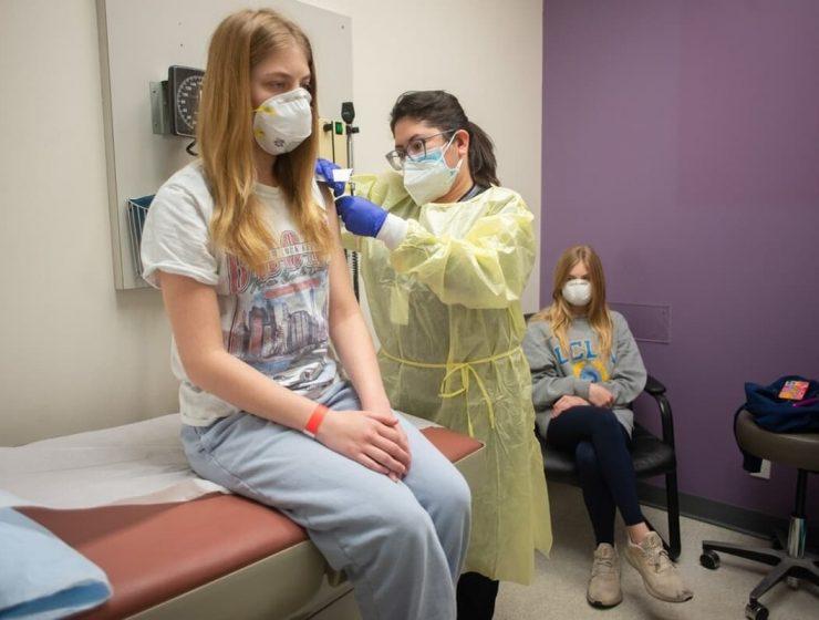 vacuna pfizer para adolescentes