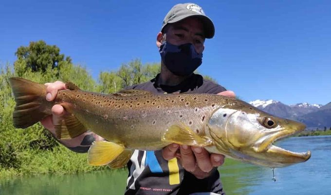 Trevelin pesca