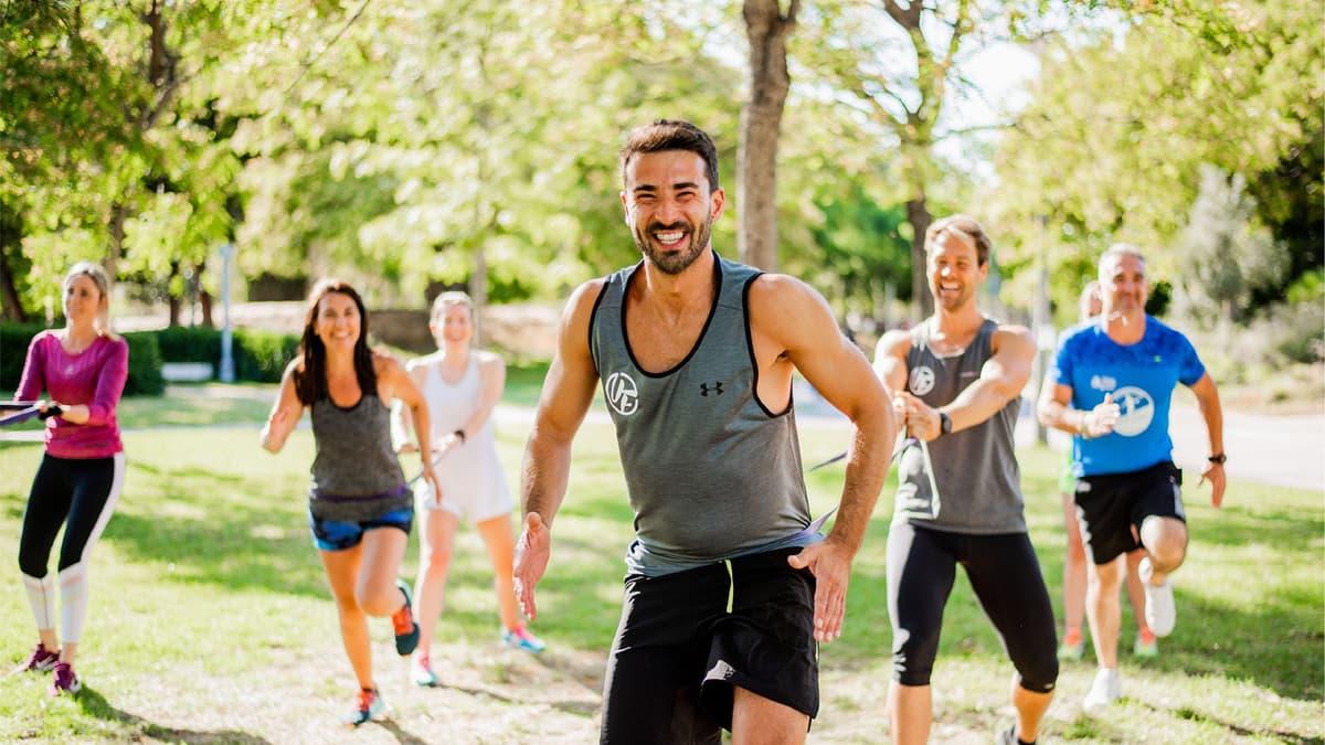 actividad fisica y covid
