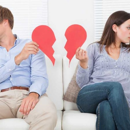 parejas divorcio