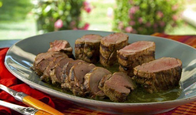 receta de lomo de cerdo