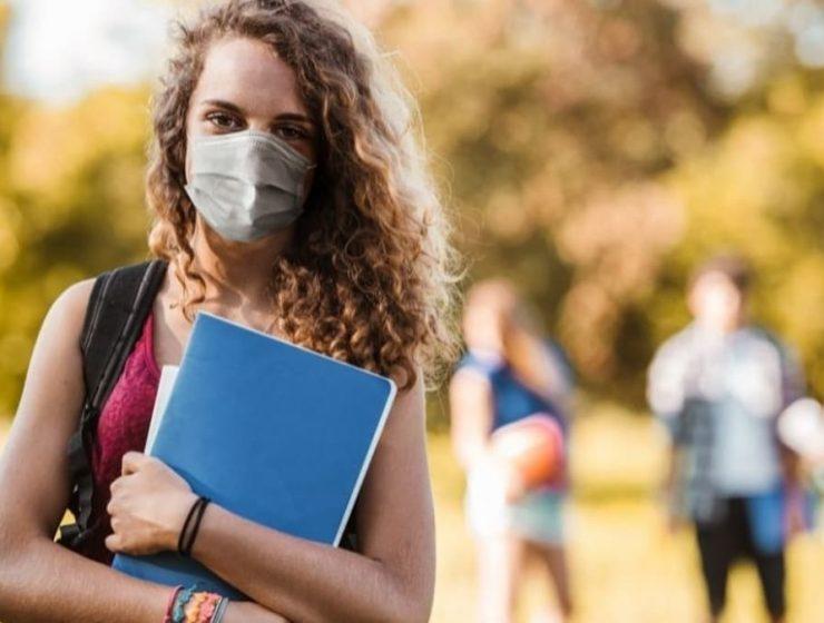 escuela adolescentes coronavirus