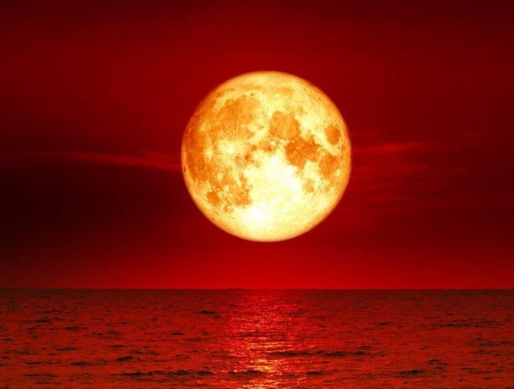 Eclipse Luna 26 de mayo 2021