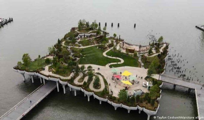 little island nyc