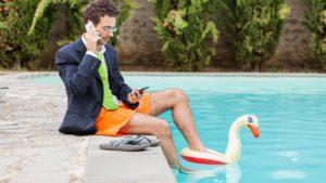 ley de contrato de trabajo vacaciones