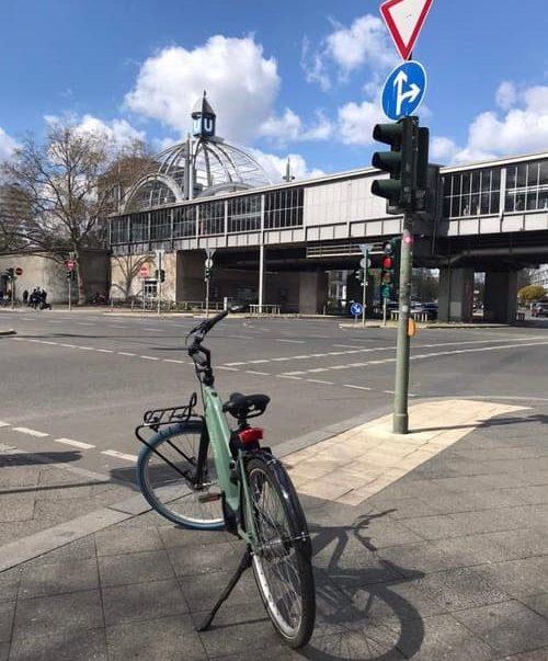 bicicleta de gonzalo