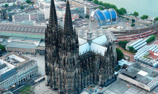 visitar la catedral de colonia