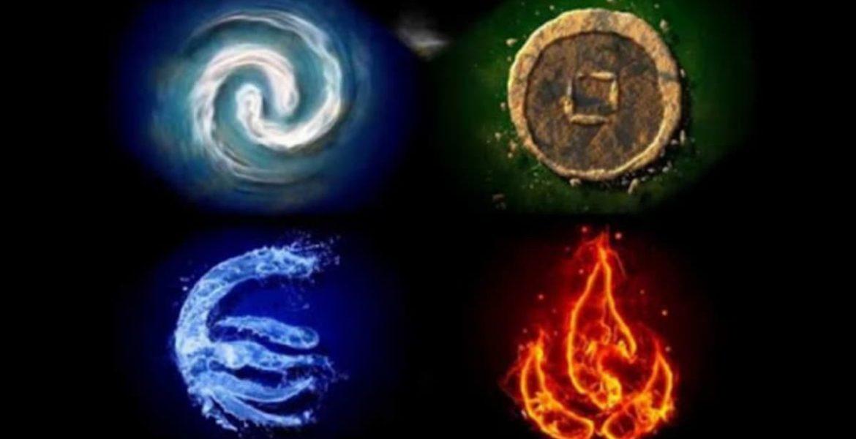 los 4 elementos y los signos