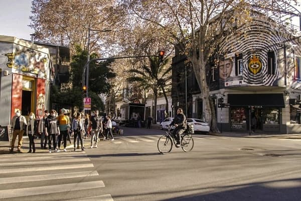 calle thames buenos aires
