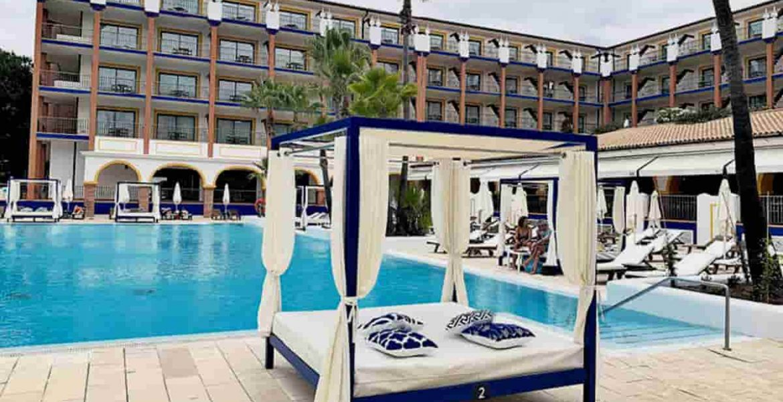 El hotelTUI Blue Isla Cristina