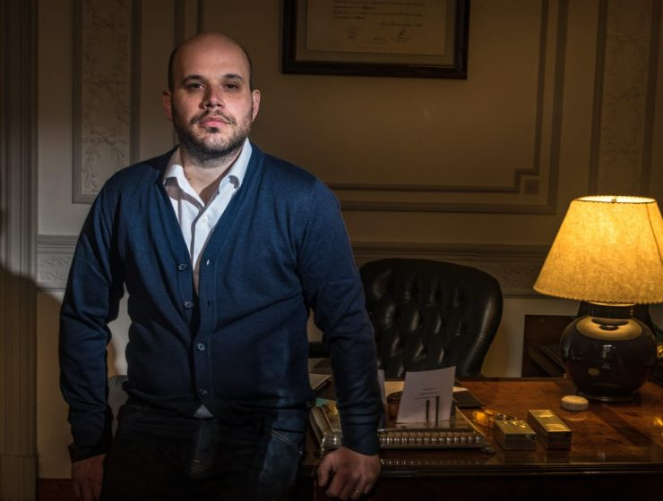 Dr. Rafael Herrera Milano médico psiquiatra