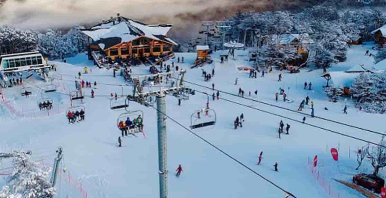 centros de esqui en argentina