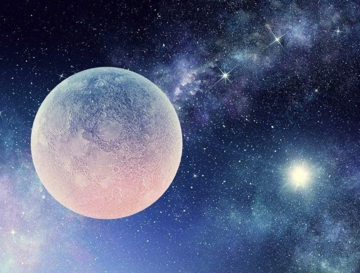 Luna llena en Aries 2021